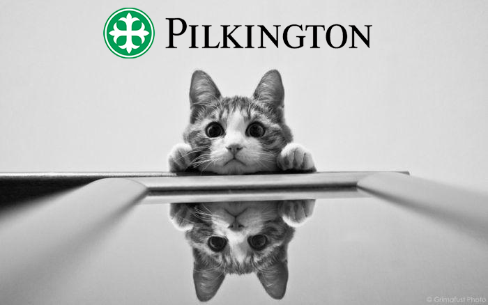 Pilkington mirror